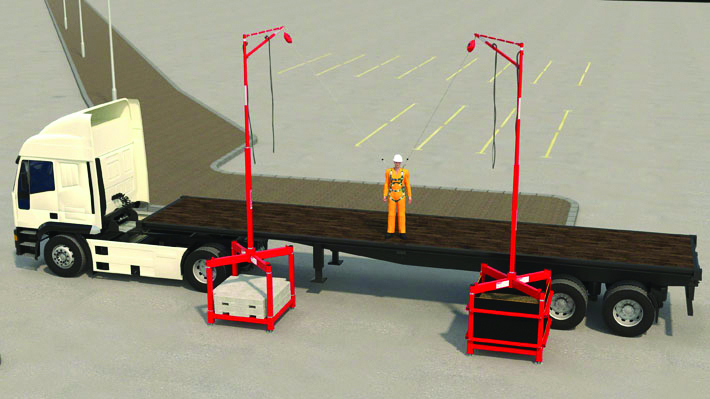 Trailer Loading System Lifting Gear Uk